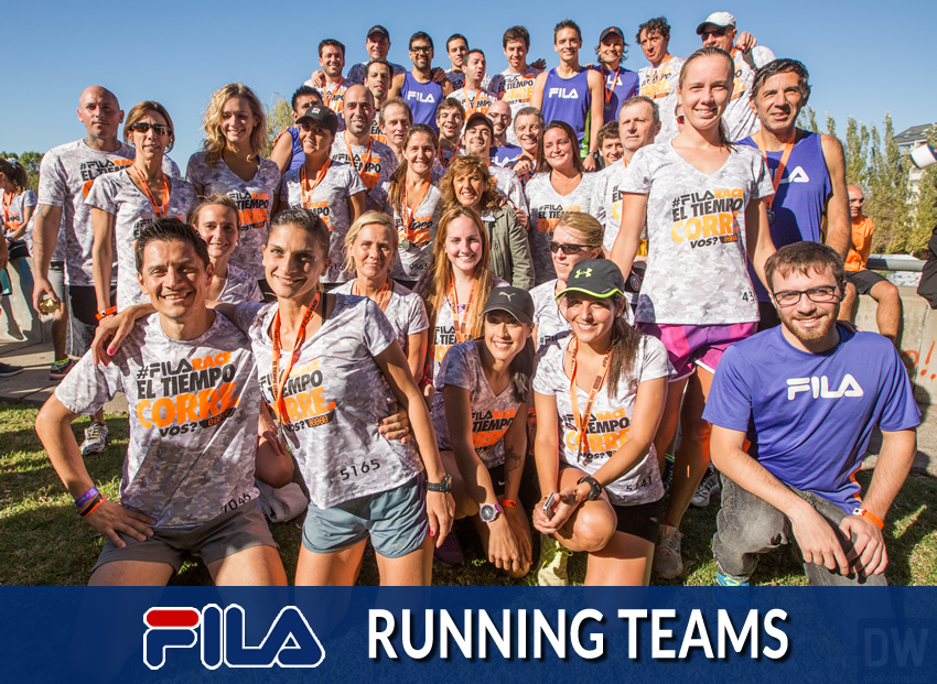 FILA Running Teams