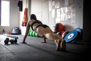 ¿Querés tonificar los músculos?  Tres ejercicios que no fallan