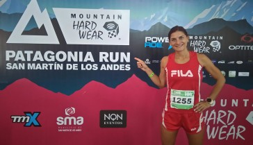 Mi Primera Patagonia Run