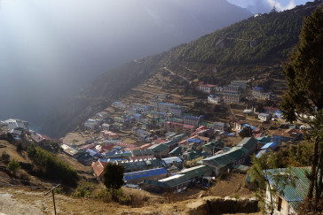 Siete días en el Himalaya