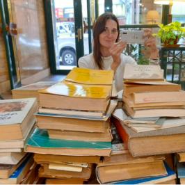 Running solidario: correr, leer y ayudar